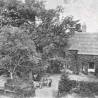Historical view of Wrekin Cottage