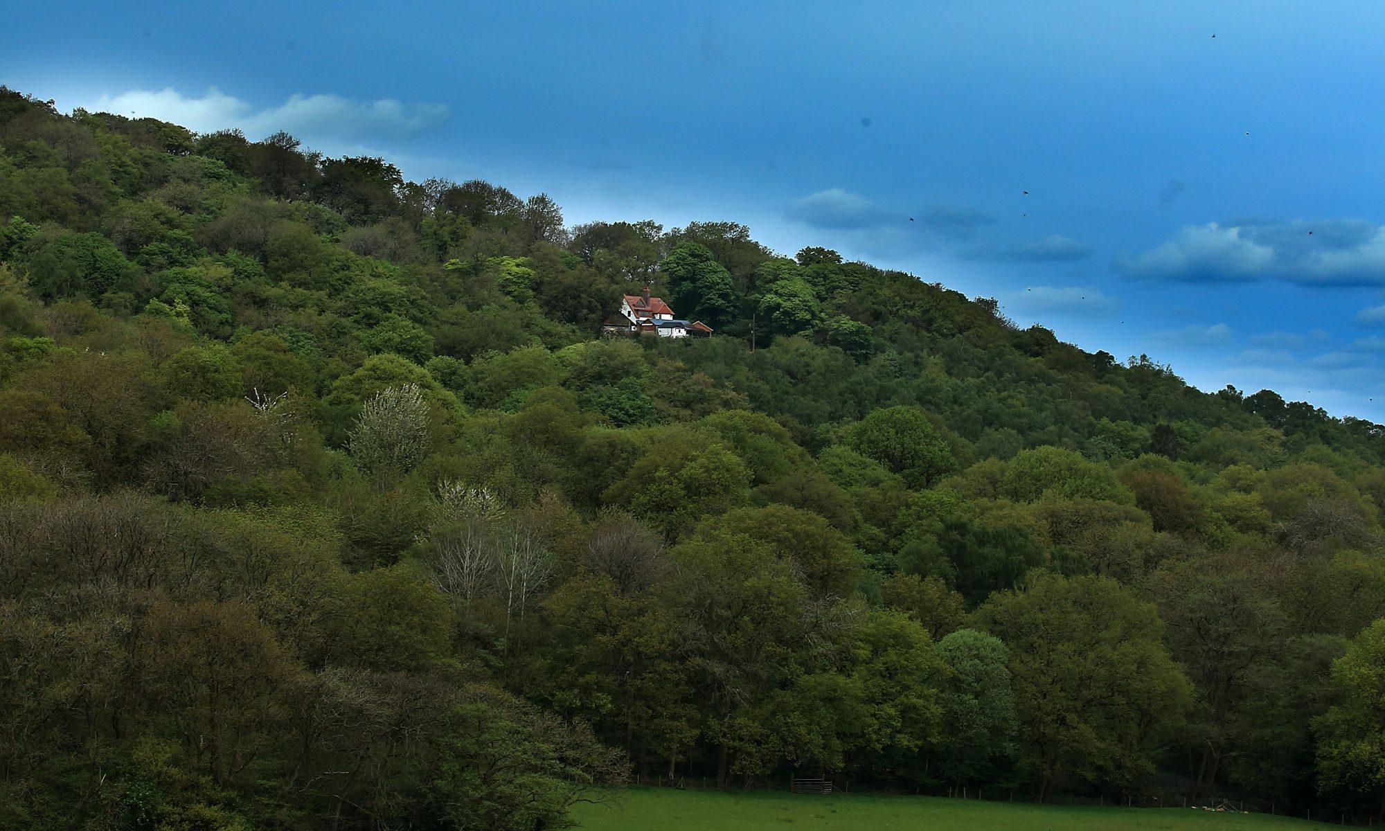 Halfway House on the Wrekin